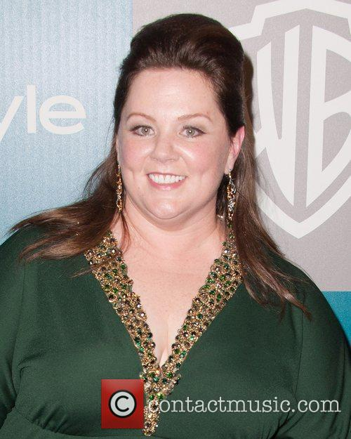 Melissa Mccarthy and Beverly Hilton Hotel 3