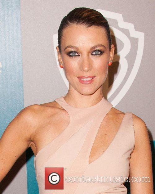 Natalie Zea and Beverly Hilton Hotel 5