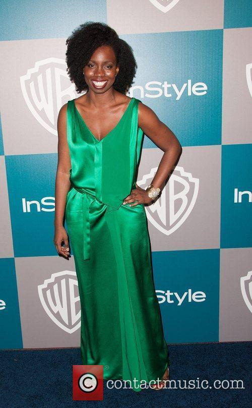 Adepero Oduye The 69th Annual Golden Globe Awards...