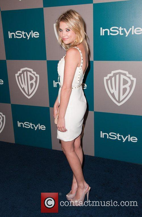 Ashley Benson The 69th Annual Golden Globe Awards...