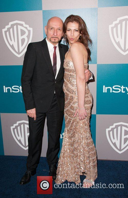 Ben Kingsley and Beverly Hilton Hotel 2