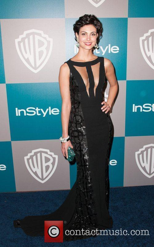 Morena Baccarin and Beverly Hilton Hotel 2