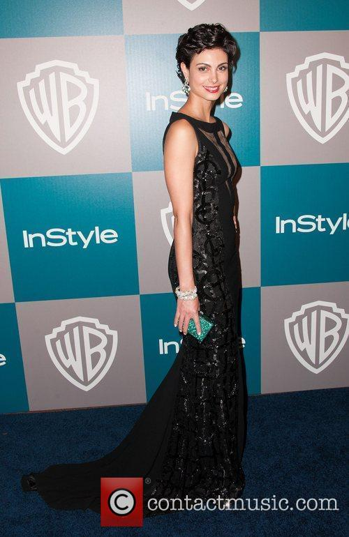 Morena Baccarin and Beverly Hilton Hotel 1