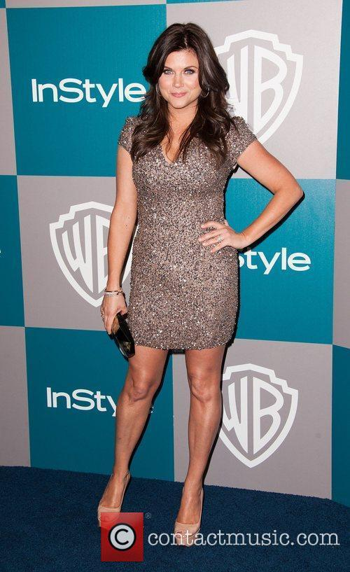 Tiffani-amber Thiessen and Beverly Hilton Hotel 1