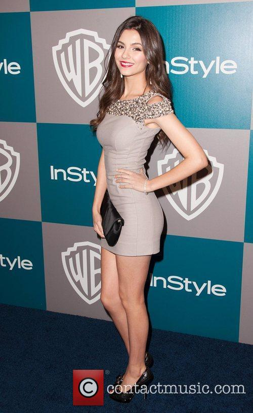 Victoria Justice and Beverly Hilton Hotel 1