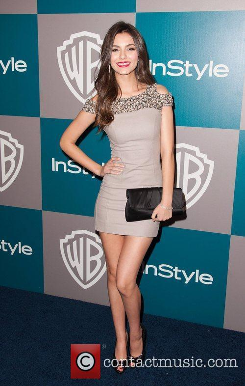 Victoria Justice and Beverly Hilton Hotel 2