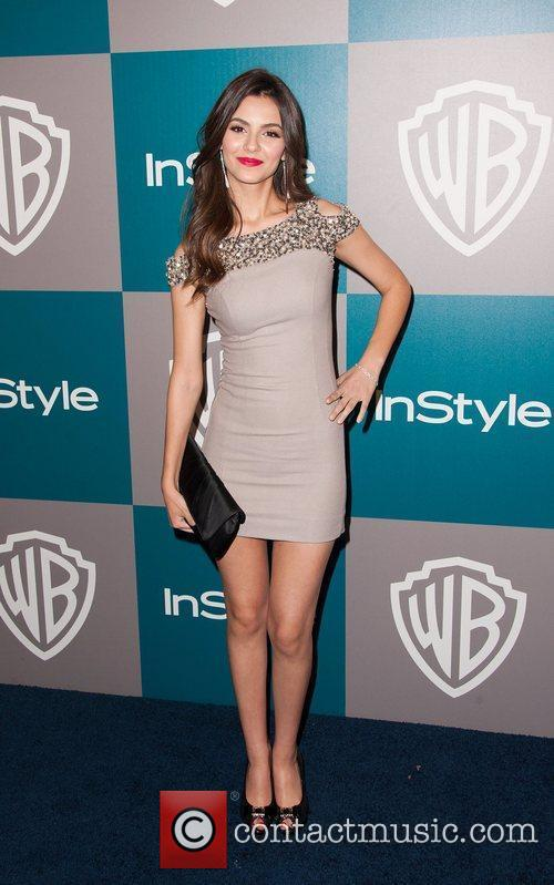 Victoria Justice and Beverly Hilton Hotel 3