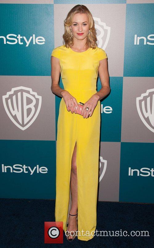 Yvonne Strahovski, Beverly Hilton Hotel