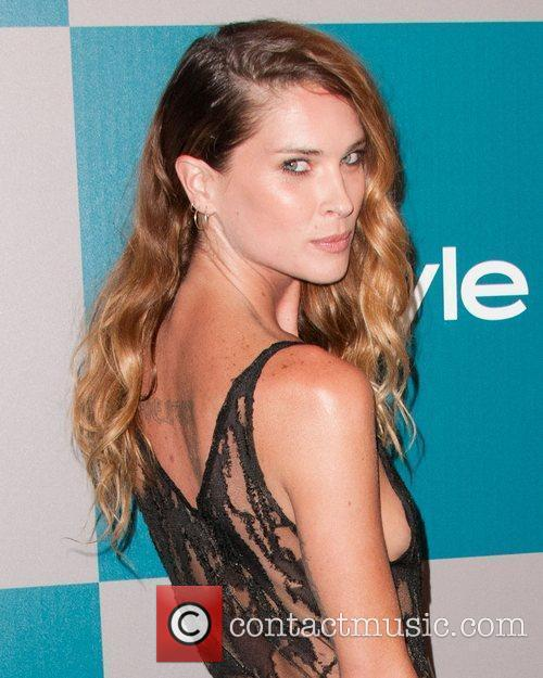 Erin Wasson and Beverly Hilton Hotel 3