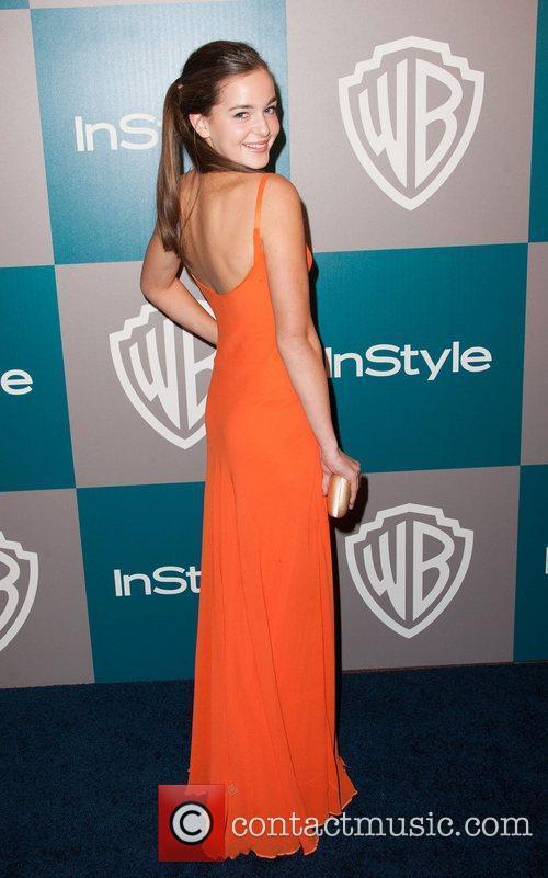 Celine Buckens The 69th Annual Golden Globe Awards...