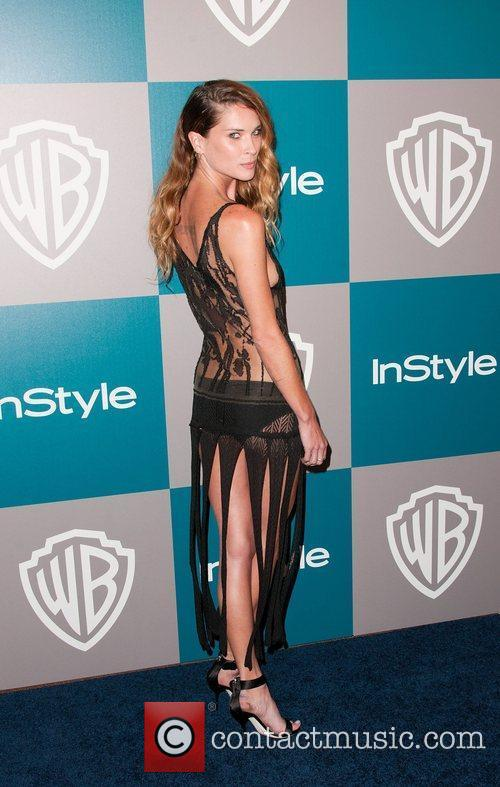 Erin Wasson and Beverly Hilton Hotel 2