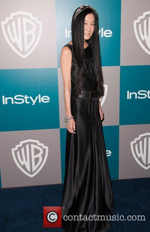 Vera Wang The 69th Annual Golden Globe Awards...
