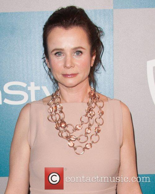 Emily Watson and Beverly Hilton Hotel 2