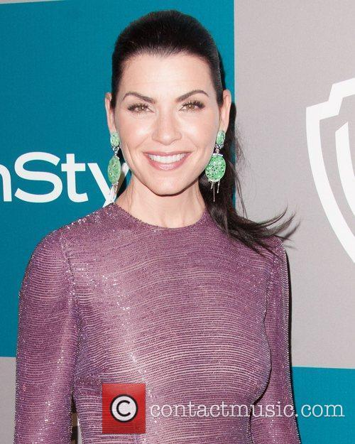 Julianna Margulies and Beverly Hilton Hotel 3