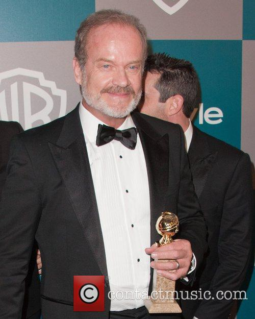 Kelsey Grammer and Beverly Hilton Hotel 2