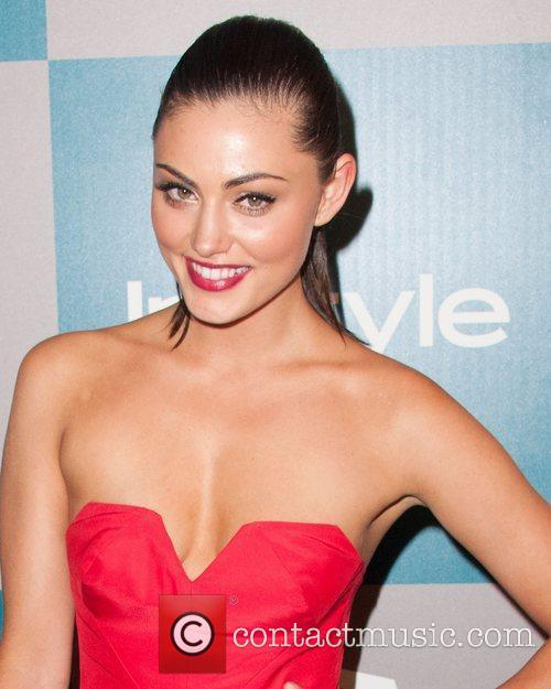 Phoebe Tonkin and Beverly Hilton Hotel 3