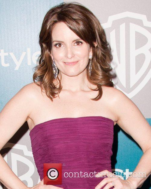 Tina Fey and Beverly Hilton Hotel 2