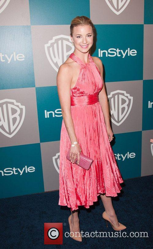 Emily Vancamp and Beverly Hilton Hotel 1