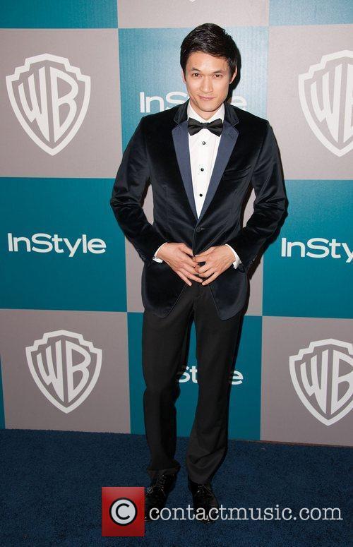 Harry Shum Jr The 69th Annual Golden Globe...