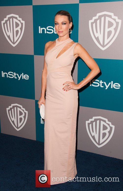 Natalie Zea and Beverly Hilton Hotel 4