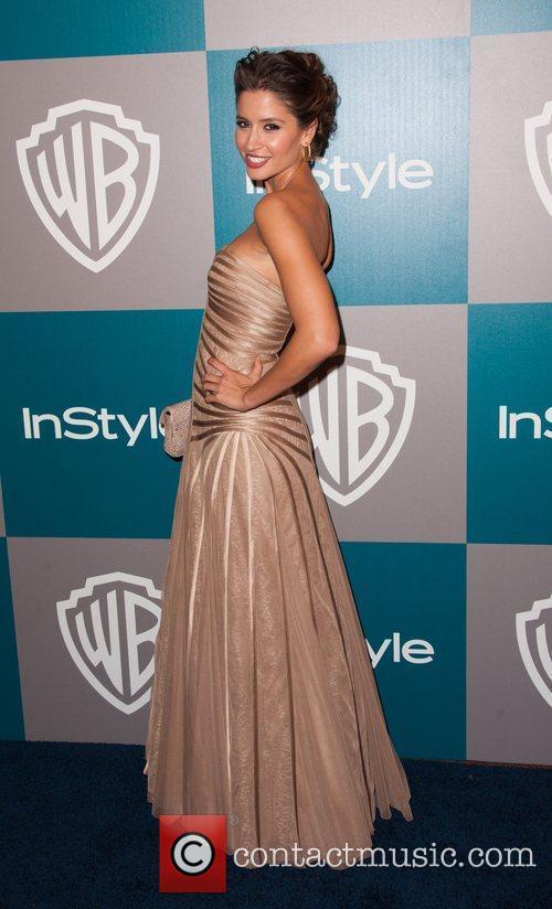 Mercedes Masohn  The 69th Annual Golden Globe...