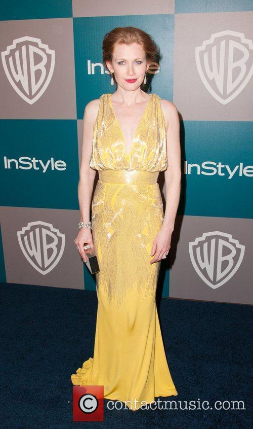 Mireille Enos  The 69th Annual Golden Globe...