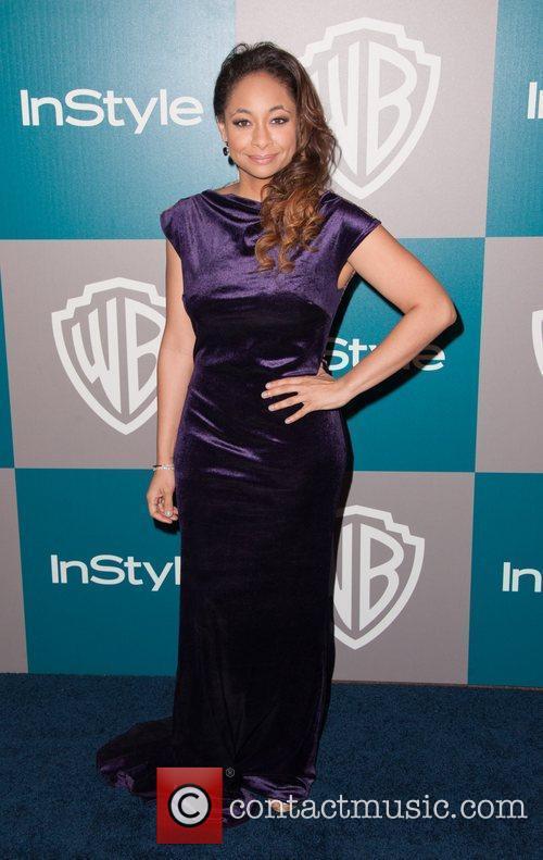 Raven-Symone  The 69th Annual Golden Globe Awards...