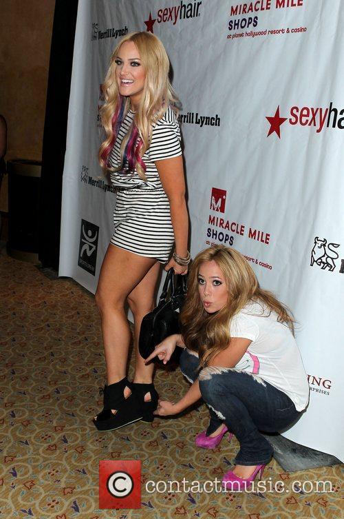 Lacey Schwimmer and Sabrina Bryan 2