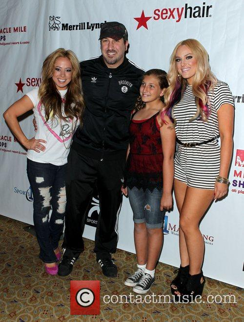 Sabrina Bryan, Joey Fatone and Lacey Schwimmer 2