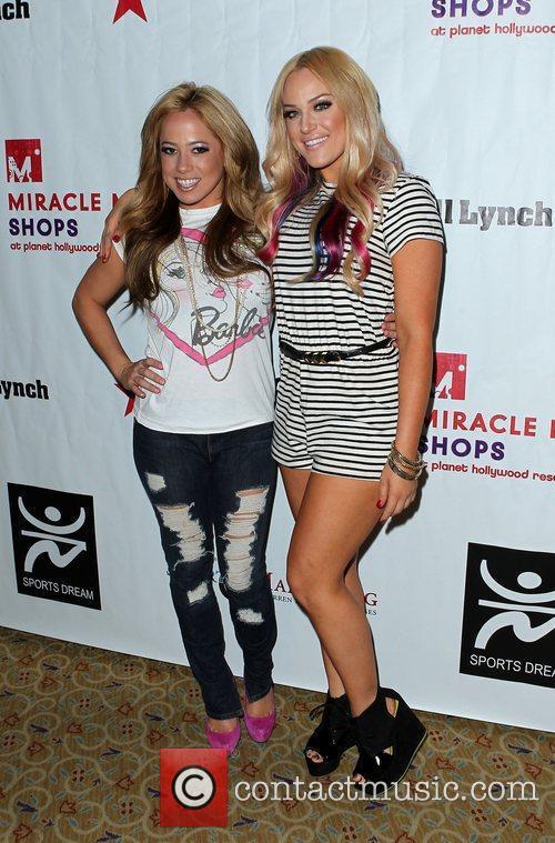 Sabrina Bryan and Lacey Schwimmer 3