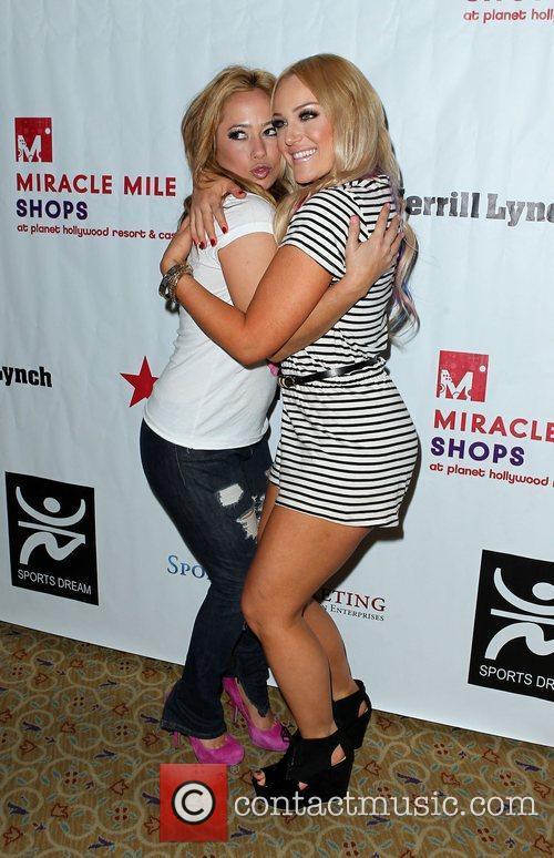 Sabrina Bryan and Lacey Schwimmer 4