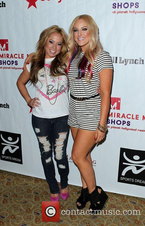 Sabrina Bryan and Lacey Schwimmer 5