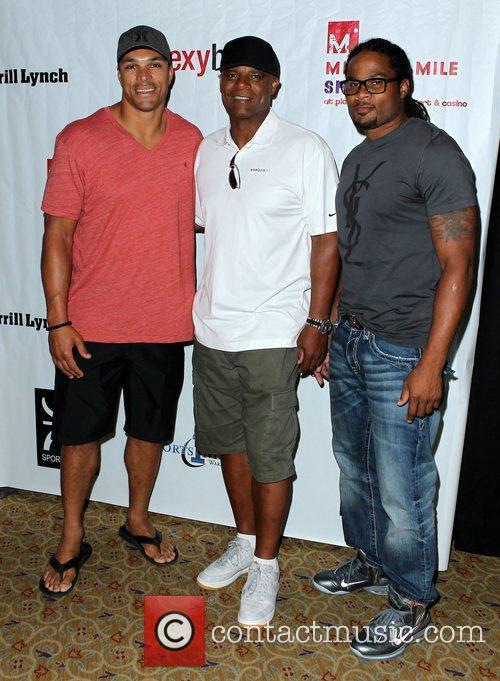 Tony Gonzalez, Warren Moon, Josh Cribbs  Warren...