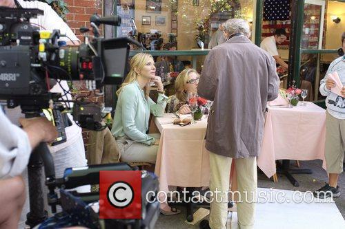 Woody Allen and Cate Blanchett 4