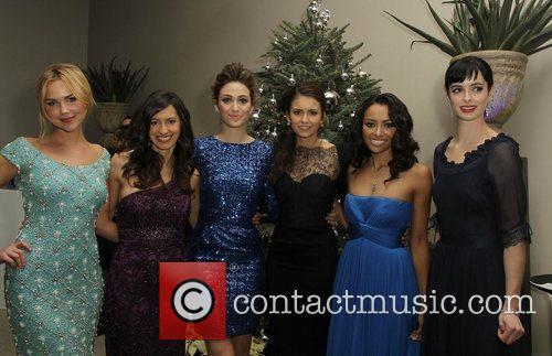 Arielle Kebbel, Charlene Amoia, Emmy Rossum, Katerina Graham, Krysten Ritter and Nina Dobrev 5