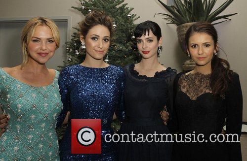 Arielle Kebbel, Emmy Rossum, Krysten Ritter and Nina Dobrev 1