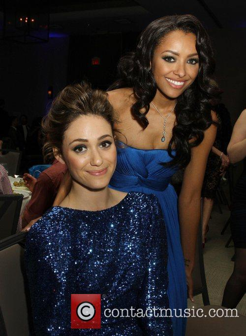 Emmy Rossum and Katerina Graham 9
