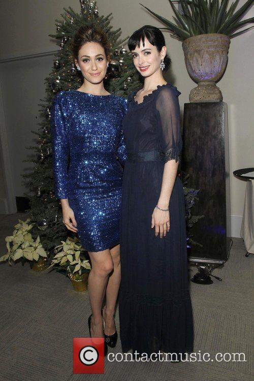 Emmy Rossum and Krysten Ritter 5
