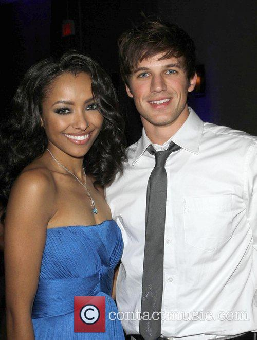 Katerina Graham and Matt Lanter 8