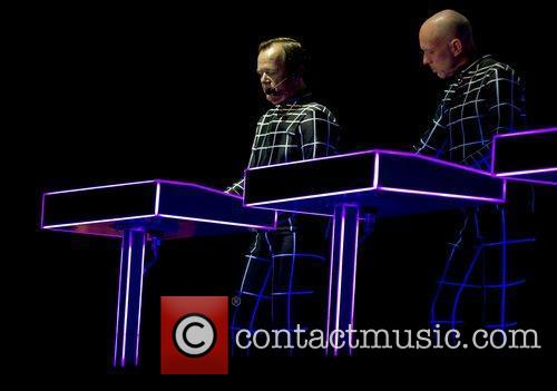 Kraftwerk in Sweden 2012