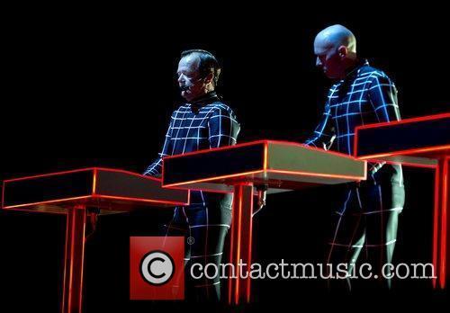 Kraftwerk wil bring their amazing 3-D show to Sasquatch festival