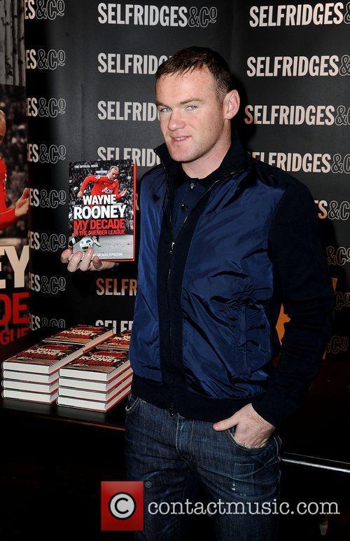 Wayne Rooney and Selfridges 8