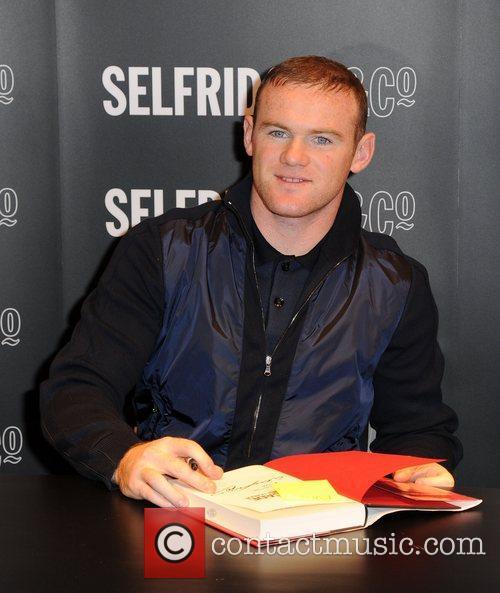 Wayne Rooney and Selfridges 11