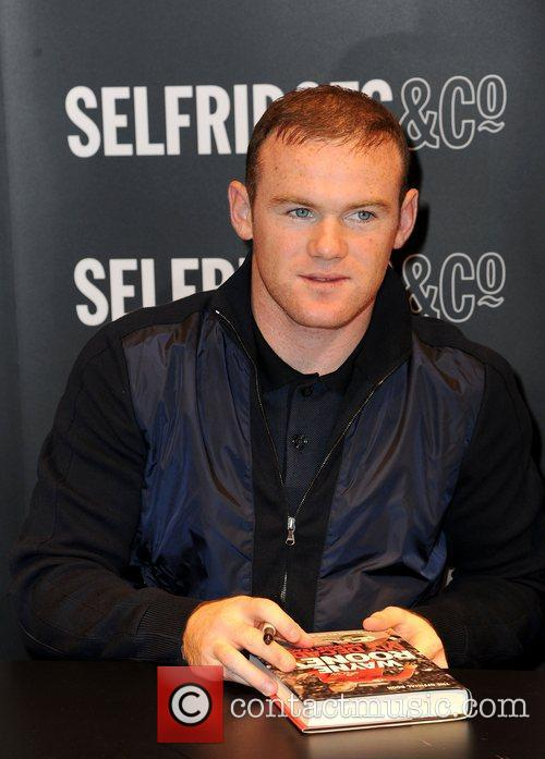 Wayne Rooney and Selfridges 5