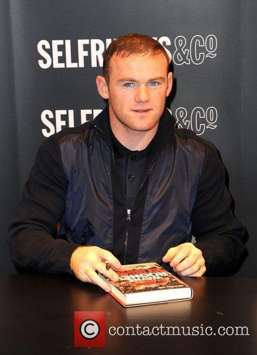 Wayne Rooney and Selfridges 7