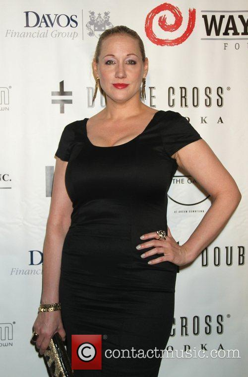 Amy Sacco at the 10th Anniversary gala of...