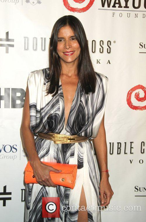 Patricia Velasquez at the 10th Anniversary gala of...