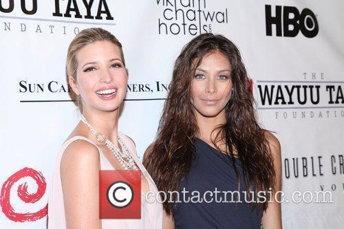 Ivanka Trump and Dayana Mendoza 3