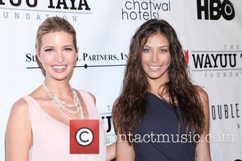 Ivanka Trump and Dayana Mendoza 5