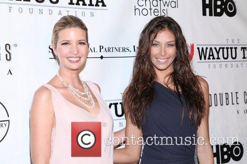 Ivanka Trump and Dayana Mendoza 6